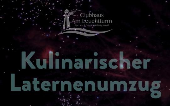 Kulinarischer Laternenumzug am 23.11.2018