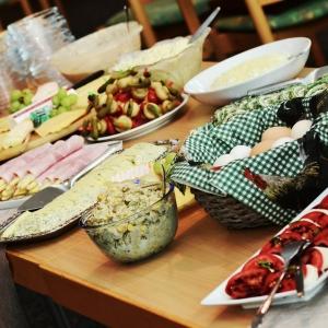 Speisen verfeinern / Delikatessen